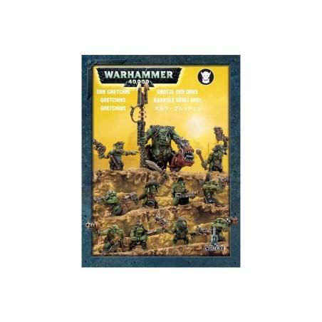 Warhammer 40.000 - Kakkole degli Orki