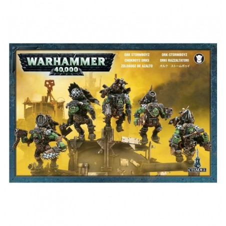 Warhammer 40.000 - Orki Razzaltatori