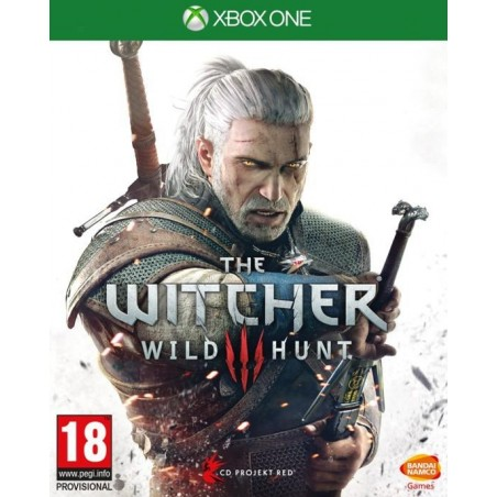 The Witcher 3: Wild Hunt - Xbox One usato
