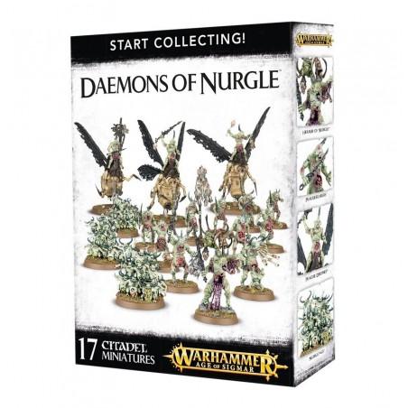 Warhammer Age of Sigmar - Daemons of Nurgle