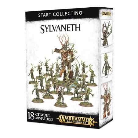 Warhammer Age of Sigmar - Start Collecting Sylvaneth - The Gamebusters