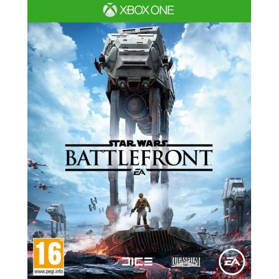 Star Wars Battlefront - Xbox One usato
