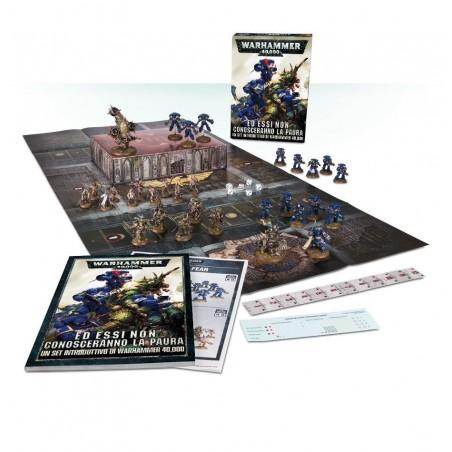 Warhammer 40.000 - Ed Essi Non Conosceranno la Paura