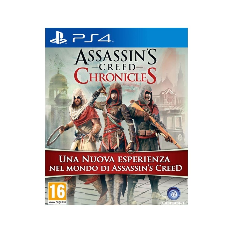 Assassin's Creed Chronicles PS4
