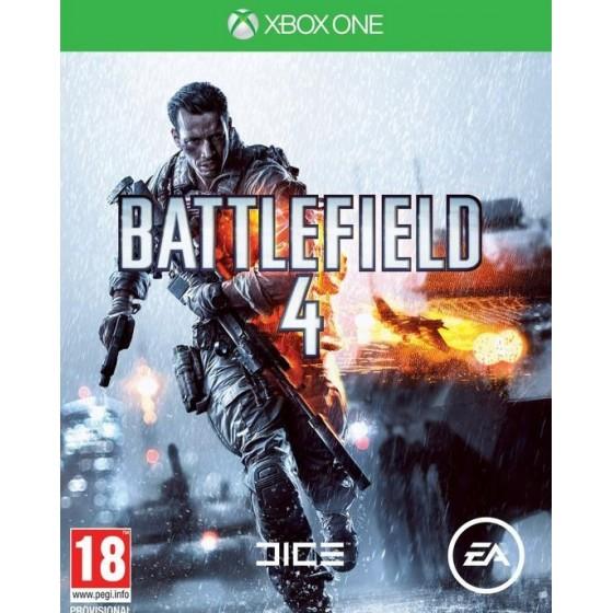Battlefield 4 - Xbox One usato