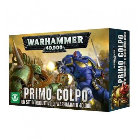 Warhammer 40.000 - Primo Colpo