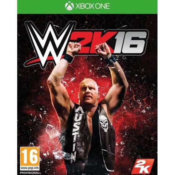 WWE 2K16 - Xbox One usato