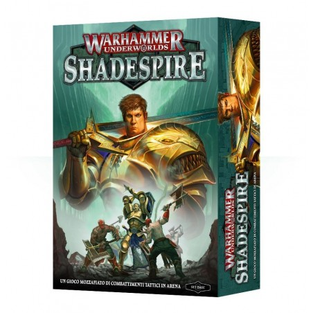 Warhammer 40.000 - Shadespire - The Gamebusters