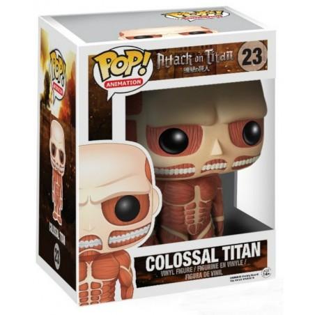Funko Pop! - Colossal Titan Attack on Titan