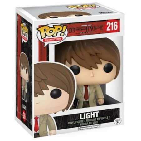 Funko Pop! - Light Yagami Death Note