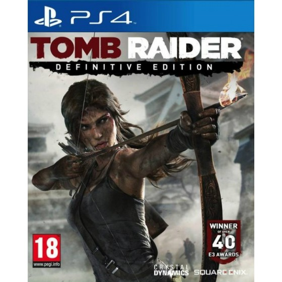 Tomb Raider: Definitive Edition - PS4