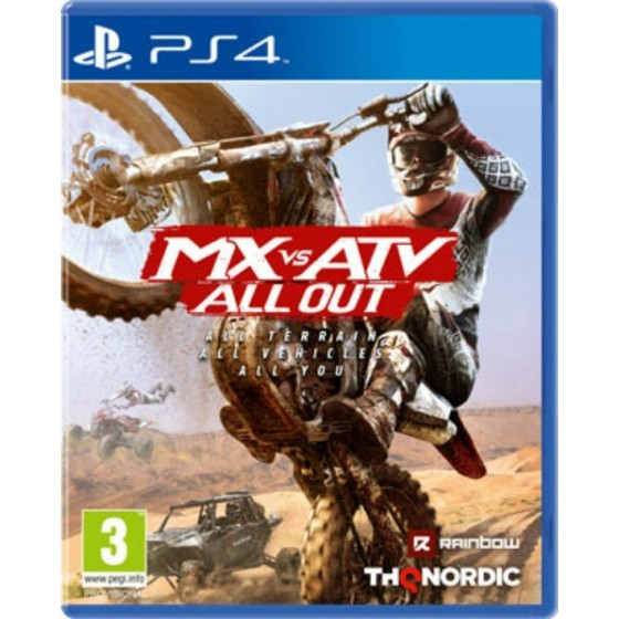 MX vs ATV All Out - PS4