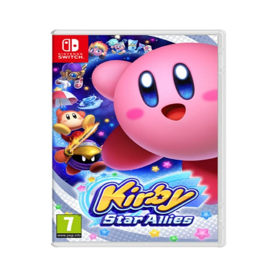 Kirby: Star Allies - Switch