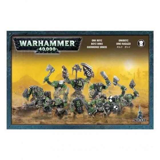 Warhammer 40.000 - Orki Ragazzi