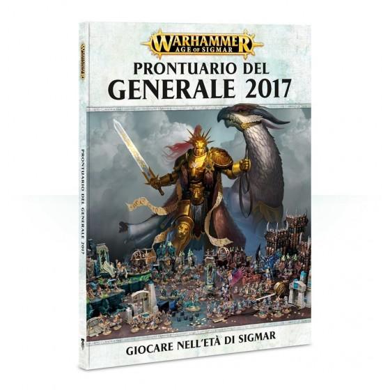 Warhammer Age of Sigmar: Prontuario del Generale 2017