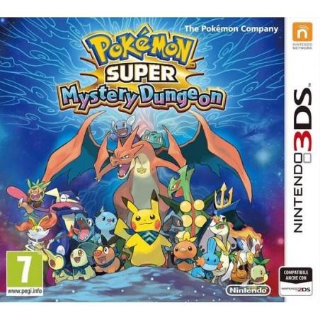 Pokémon Super Mystery Dungeon - 3DS