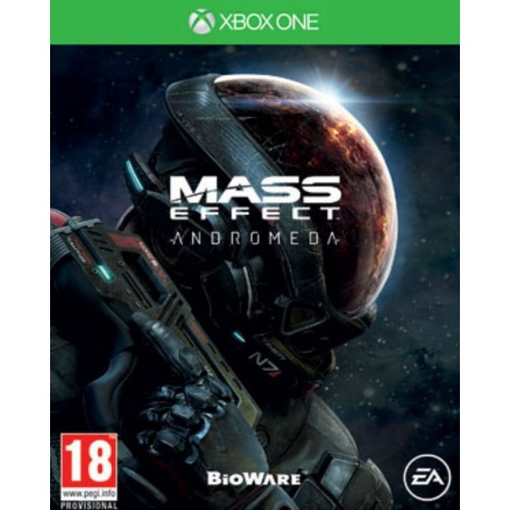 Mass Effect Andromeda - Xbox One usato