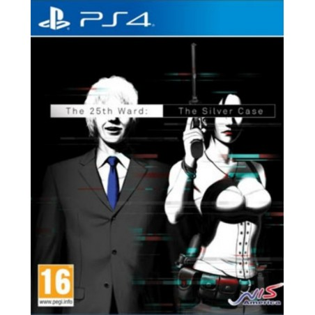 The 25th Ward: The Silver Case - PS4