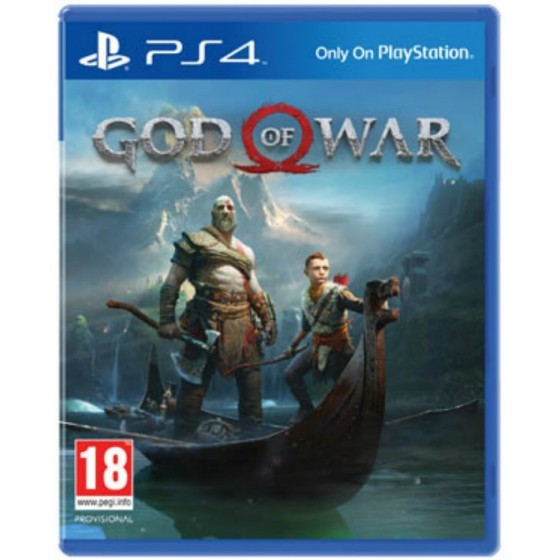 God of War - PS4 - The Gamebusters