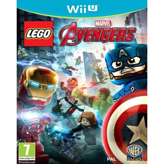 Lego Marvel Avengers - WiiU