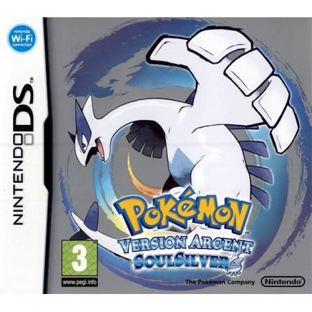 Pokémon Versione Argento SoulSilver - DS usato