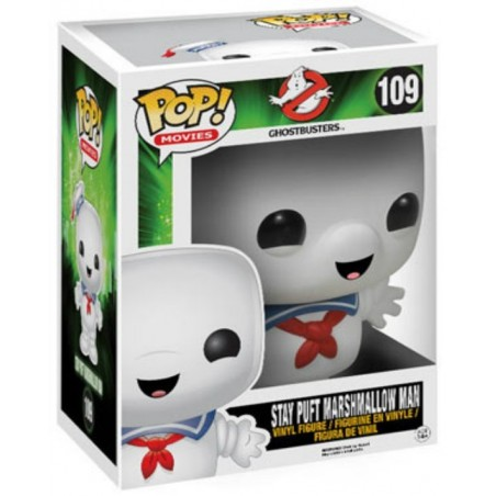 Funko Pop! - Stay Puft Marshmallow Man Ghostbusters