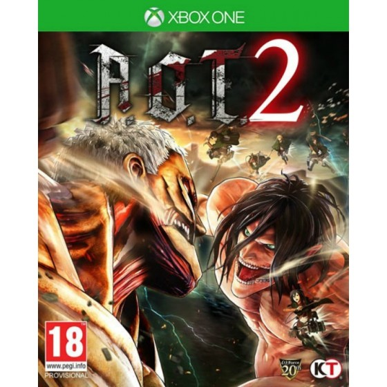 A.O.T. 2 xbox one the gamebusters
