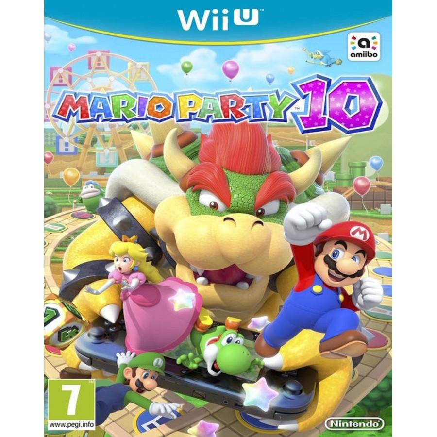 Mario Party 10 - WiiU