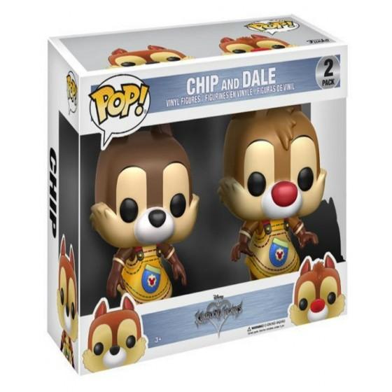 Funko Pop! - Chip & Dale Kingdom Hearts