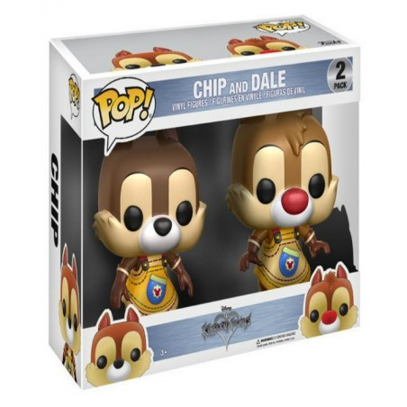 Funko Pop! - Chip & Dale Kingdom Hearts