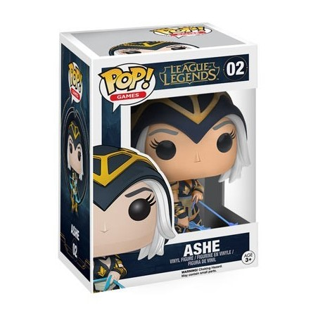 Funko Pop! - Ashe Leage of Legends