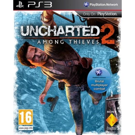 Uncharted 2: Il Covo dei Ladri - PS3