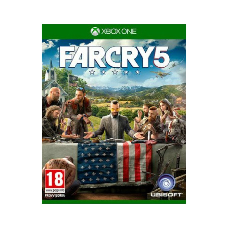 Far Cry 5 xbox one the gamebusters
