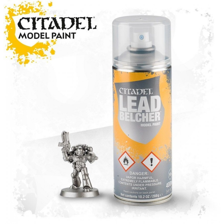 Citadel - Spray - Leadbelcher - The Gamebusters