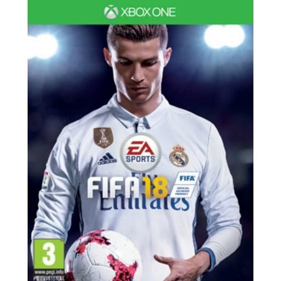 Fifa 18 - Xbox One usato