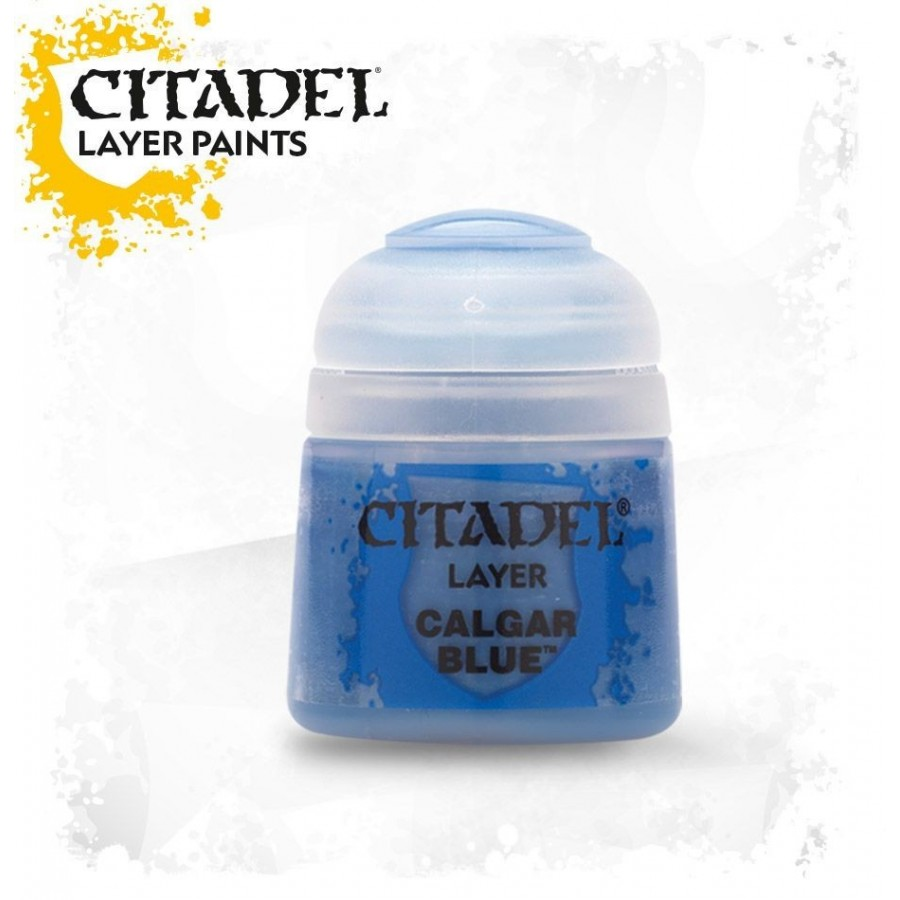 Citadel - Layer - Calgar Blue - The Gamebusters