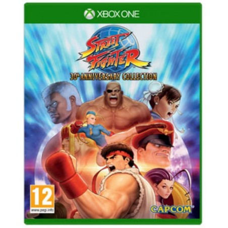 Street Fighter - 30° Anniversary Collection - Xbox One
