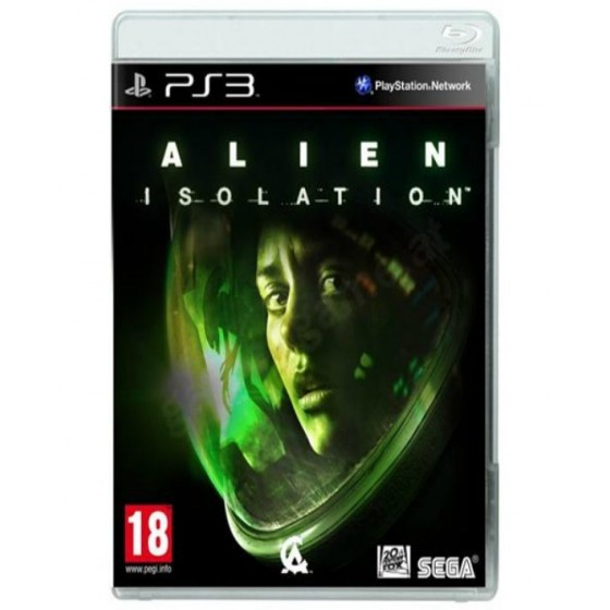 Alien Isolation - Ripley Edition - PS3 usato