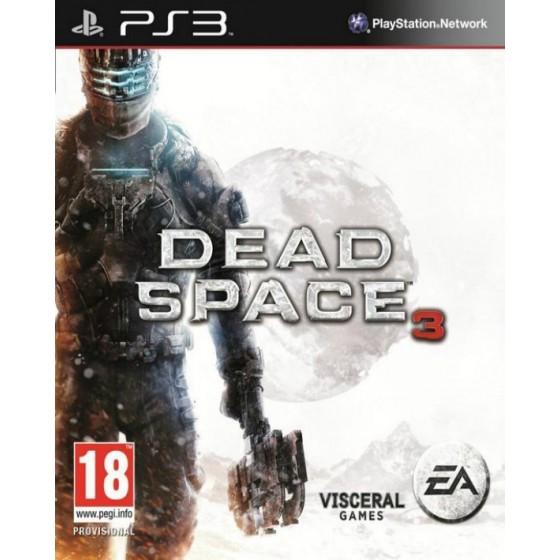 Dead Space 3 - PS3 usato