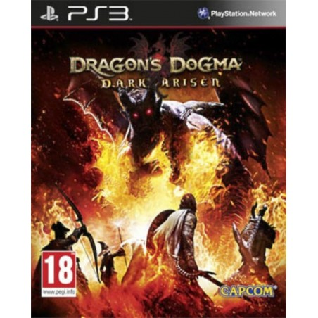 Dragon's Dogma Dark Arisen - PS3 usato