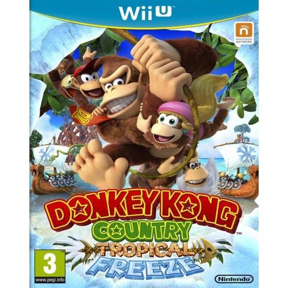 Donkey Kong Country: Tropical Freeze - WiiU