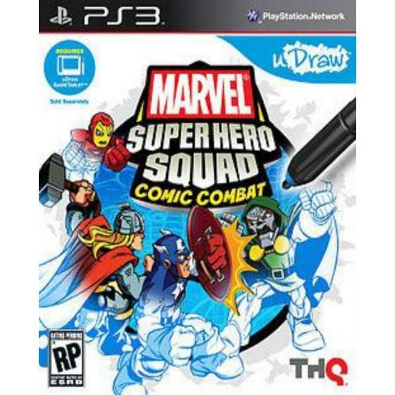 Marvel Super Hero Squad: Comic Combat - PS3