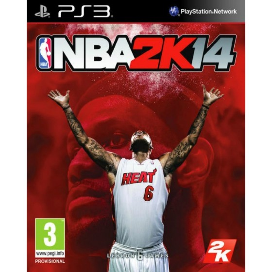 NBA 2K14 - PS3