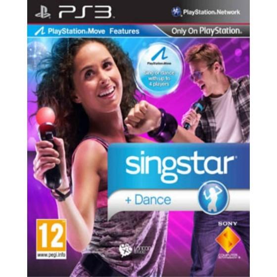 Singstar Dance - PS3 usato