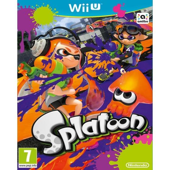 Splatoon - WiiU usato