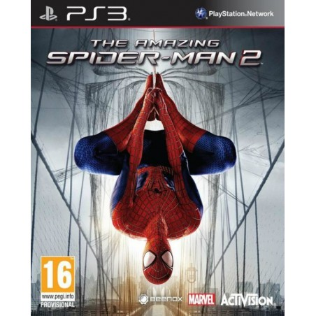 The Amazing Spider-Man 2 - PS3 usato