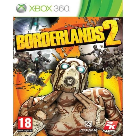 Borderlands 2 - Xbox 360 usato