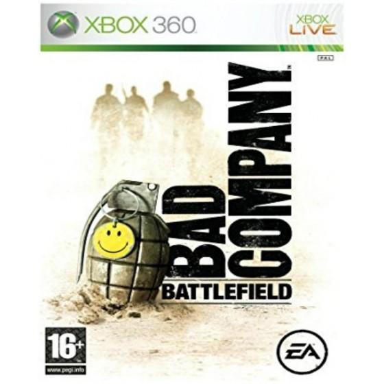 Battlefield: Bad Company - Xbox 360 usato