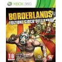 Borderlands - GOTY - Xbox 360