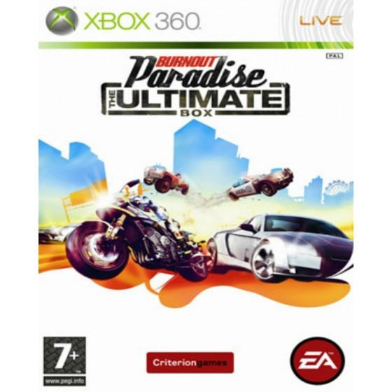 Burnout Paradise The Ultimate Box - Xbox 360
